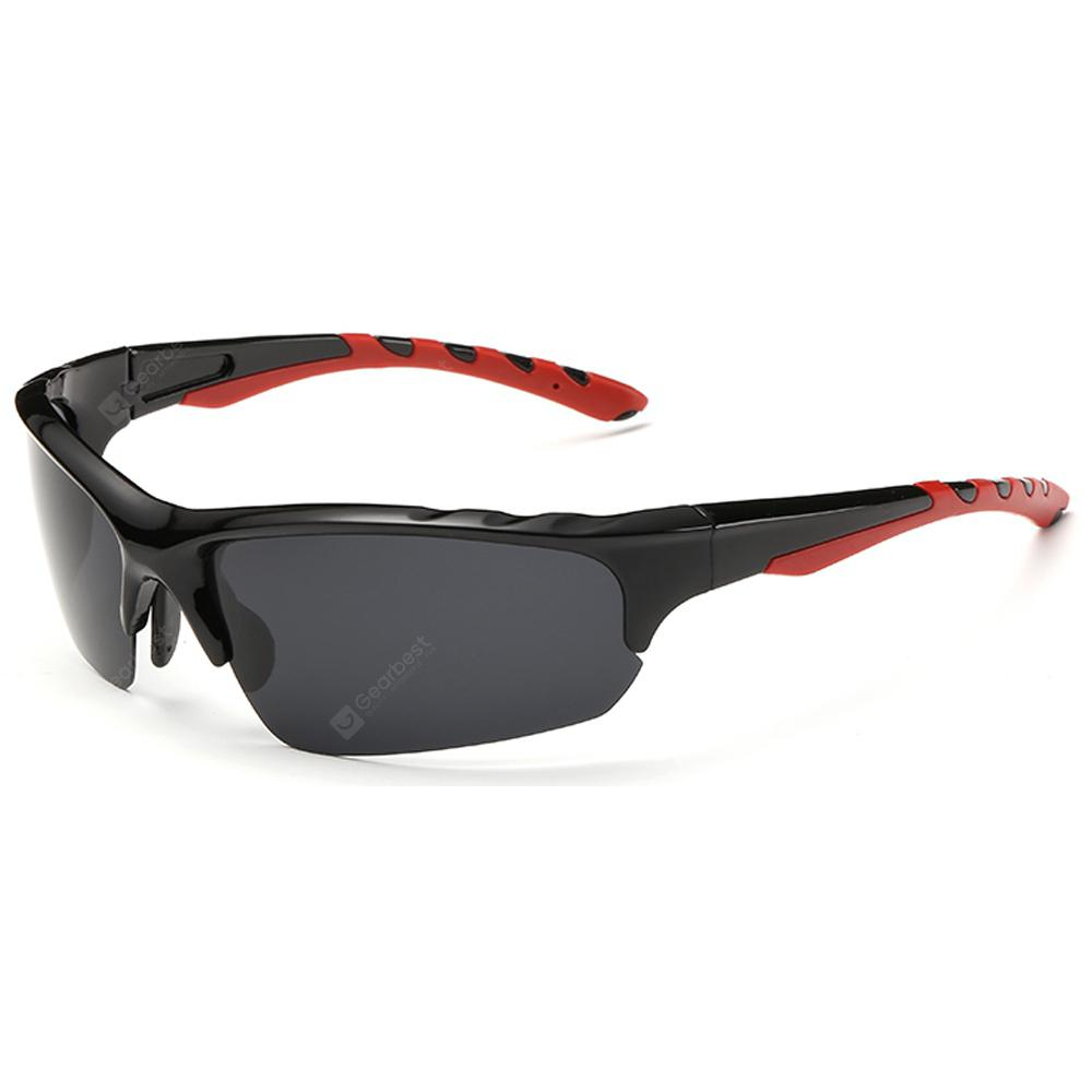 GS8513 Half Frame Cycling Sunglasses