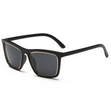 GS8611 Square Fashion Sunglasses