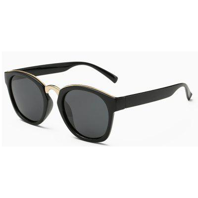 GS8612 Fashion Metallic Sunglasses