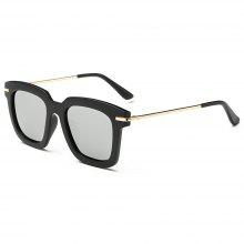 GS8623 Vintage Metallic Sunglasses