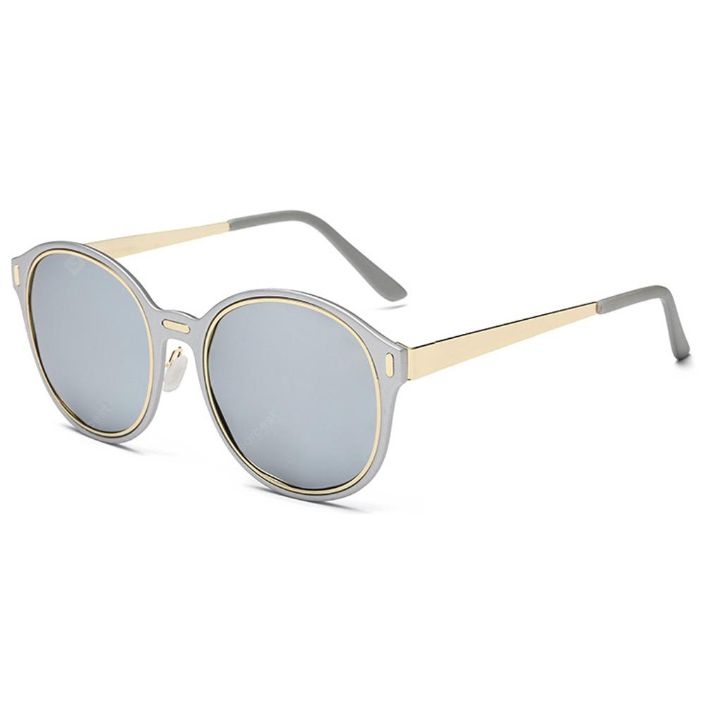 GS8650 Personality Metal Sunglasses