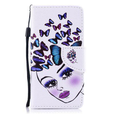 Luxury Style PU Leather Protective Wallet Flip Case Cover for iPhone 6 / 6S flamingo pattern pu leather wallet case for iphone 6