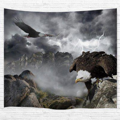 Eagle 3D Printing Home Wall Hanging Tapestry for Decoration space shark 3d printing home wall hanging tapestry for decoration
