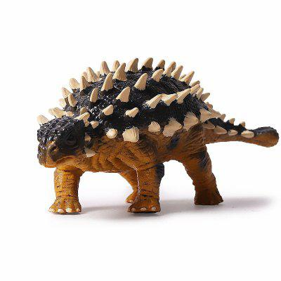 Saichania Extinct Animal Dinosaur Action Figure Toy Kids Gift Decor neca a nightmare on elm street freddy krueger 30th pvc action figure collectible toy 7 18cm