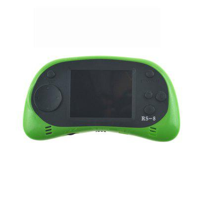 2.5-inch TFT Display Handheld Game Console with 260 Classic Games data frog handheld game console with 818 games support fc gba neogeo