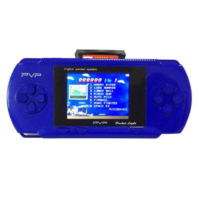 Ultra-thin Handheld Game Console 2.8 inch Pocket Game Pocket Video data frog mini 8 bit video game console built in 89 classic games plug and play