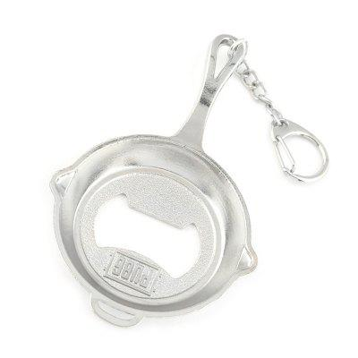 Pan Opener Keychain Ornament лонгслив dzeta
