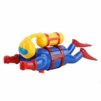 Divers Wind Up Swimming Toys