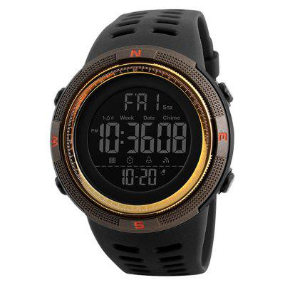 Mens Sport Dive 50m Digital LED Militare Casual Electronice ceasuri de mână