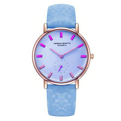 Hannah_Martin Marca Luxury Student Fashion Color Cambio de Reloj