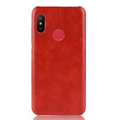Cover Case for Redmi 6 Pro New Litchi Leather Skin Luxury PC Hard case for ipad pro 12 9 case tablet cover shockproof heavy duty protect skin rubber hybrid cover for ipad pro 12 9 durable 2 in 1