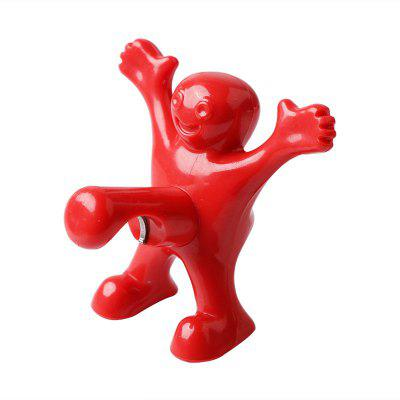 Creative Little Red Man Bottle Opener Bar Utensils Kitchen industrial air bottle glass chandelier creative personality cafe restaurant bar counter clothing store lighting lamps