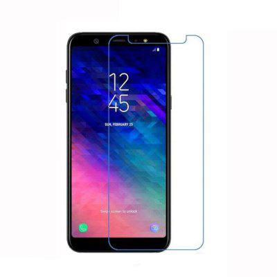 2PCS Screen Protector for Samsung Galaxy A6 2018 Protection Film Tempered Glass