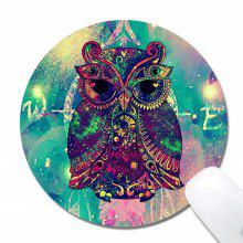 Non Slip Rubber Mouse Pad Beautiful Pattern Desktop Animal Cartoon