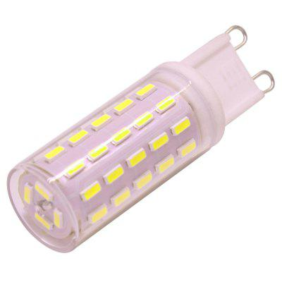 4W No Flicker G9 LED Corn Bulb 54 LEDs 4014 SMD AC 100 - 240V Cold Warm White free shipping corn extruder corn puffed extrusion rice extruder corn extrusion machine food extrusion machine