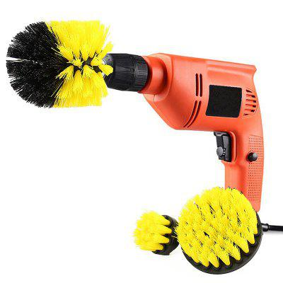 3-in-1 Electric Drill Brush Head 580W Hand Portable Power Tool