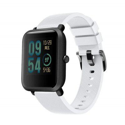 Soft Silicon Accessory Band Wirstband voor AMAZFIT Bip Youth Watch