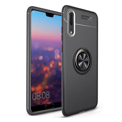 Cover Case for Huawei P20 Pro Ring Stealth Kickstand Degree Rotating Grip