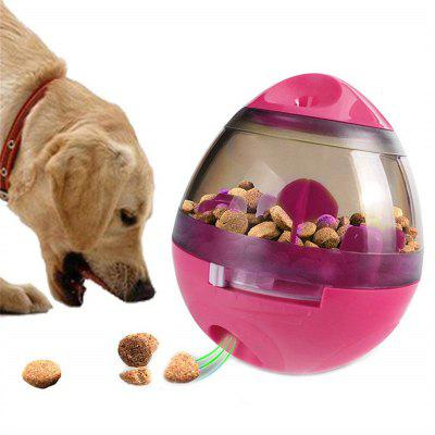 Pet Dog Tumbler Leakage Slow Food Feeder Ball Eating Prevent Choking Puzzle Toys j2000 nvr16 v 4