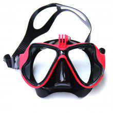 2e220a51409 Underwater Anti Fog Diving Goggle Adult Snorkeling Mask Eyewear for Gopro  Camera
