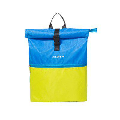 Multi-purpose Dry and Wet Separation Swimsuit Storage Bag Travel Sports Backpack