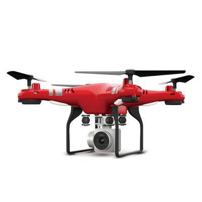 RC Drone with 0.3MP HD WiFi Camera / Height Holding / One Key Mode