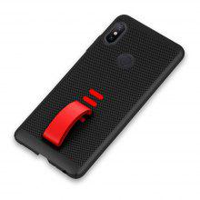 Cover Case for Redmi Note 5 Pro Cooling with Finger Ring Thin PC Phone Back