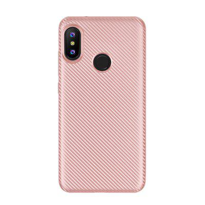 Cover Case for Xiaomi Redmi 6 Pro Carbon Silicone Rubber Soft TPU new for sony vaio pro 13 pro13 svp13 svp13a svp132 svp1321 svp132a bottom cover rubber feet silver parts for d shell