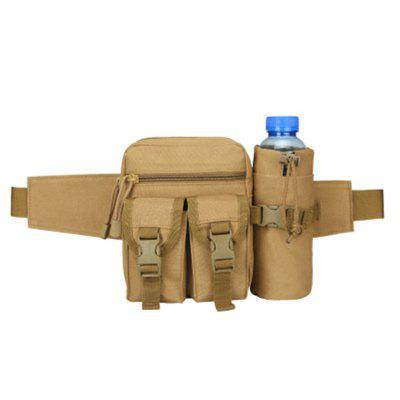 Multi-function Travel Tactical Riding Kettle Pocket