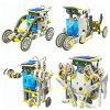 13 in 1 Robot Technology Solar Toy - MULTI-A