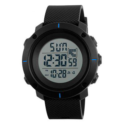 SKMEI Outdoor Waterproof Electronic Fashion Sports Watch voor heren