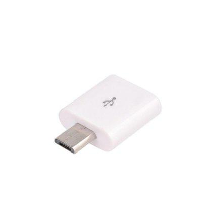 New Style for iPhone 8 Pin to Micro USB Converter Adapter