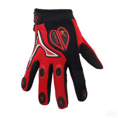 PRO-BIKER  Motorcycle Bicycle Breathable  Off-road Riding Gloves