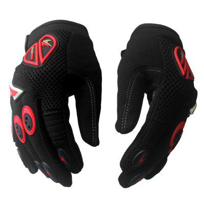 PRO-BIKER Motorcycle Bicycle Breathable Off-road Riding Gloves pro biker speed bikers motorcycle racing boots motorcycle riding boots men motocross off road motorbike boots moto shoes a004