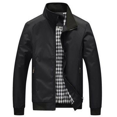 Men's Thin Fall Fashion Jacket jacket trueprodigy ветровки легкие