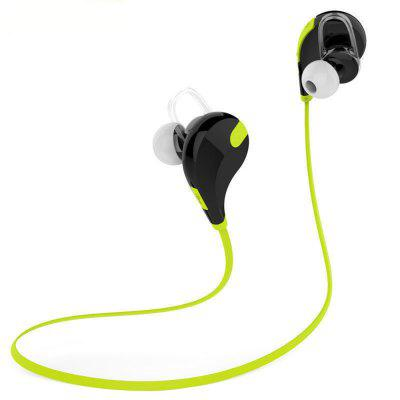 Sports Wireless Bluetooth Headset Bass Stereo Earbuds for iPhone X bluetooth sport earphone 4 1 wireless headphones stereo bluetooth earbuds handfree headset with mic for iphone 8 xiaomi samsung