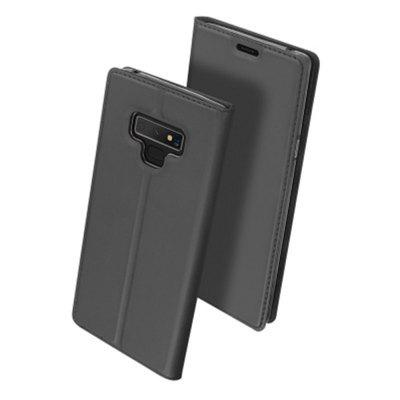 For Samsung Note9 Business Card Protection Leather Cover Case
