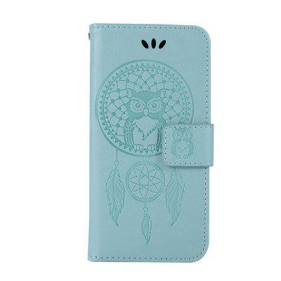 For Samsung  A3 2016 / A310 Dandelion Embossed Protective Cover