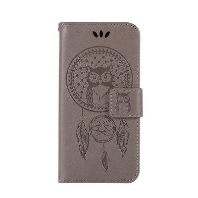 For Samsung  A3 2017 Dandelion Embossed Protective Cover