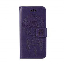For Samsung S5 Dandelion Embossed Protective Cover