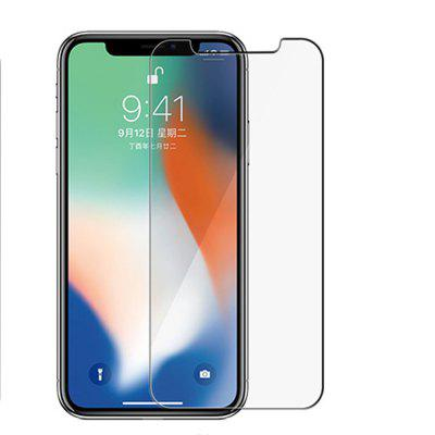 For IPhone X Anti-Shatter Screen Protector Tempered Glass Film