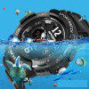 SANDA Multi-Function Children Cartoon Noctilucent Waterproof Digital Watches - MULTI-A