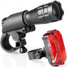 Bike Light Set Super Bright LED Taillight with Quick Release System