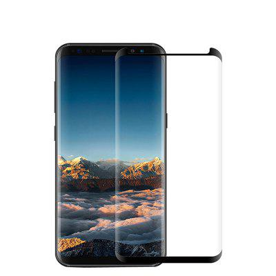 For Samsung S9 Screen Protector 3D 9H Tempered Glass Scratch HD Clear