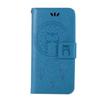 Do Samsung A8 2018 Dandelion Embossed Phone Case