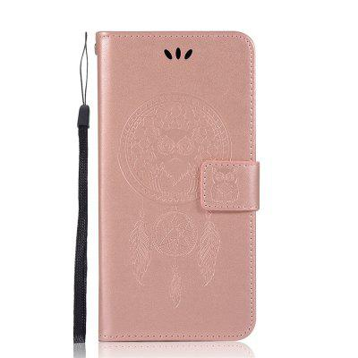 For Samsung J5 Dandelion Embossed Mobile Phone Case