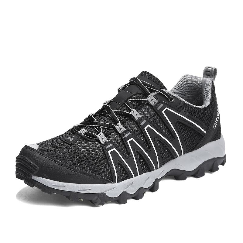 Men Breathable Mesh Climbing Light Runing Casual Fashion Shoes ...