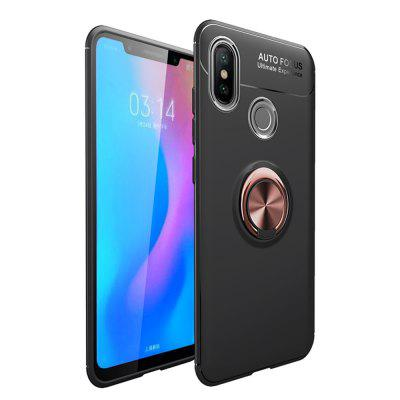 Cover Case for Redmi Note 5 Pro Ring Stealth Kickstand 360 Degree Rotating Grip