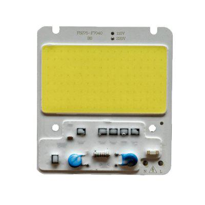 50W DIY COB LED Light Chip for Flood Light AC220V White Warm White toner cartridge chip for utax chip clp 3521 4521