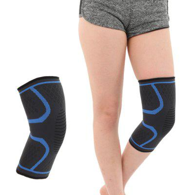 Sports Knee Compression Joint Pain Relief Sleeve Supports Braces